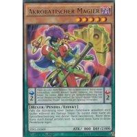Akrobatischer Magier