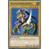 Alligatorschwert