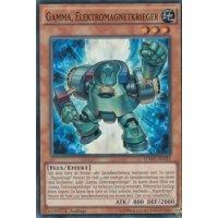 Gamma, Elektromagnetkrieger
