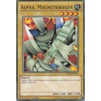 Alpha, Magnetkrieger