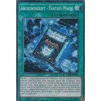 Abgrundskript - Fantasy-Magie