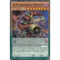 D/D-Gelehrter Newton