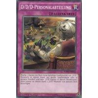 D/D/D-Personalabteilung