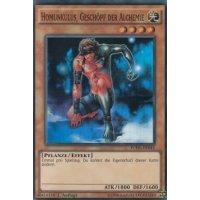 Homunkulus, Geschöpf der Alchemie