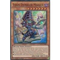 Toon-Dunkler Magier