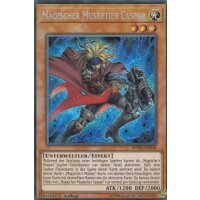 Magischer Musketier Caspar