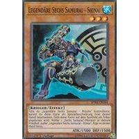 Legendäre Sechs Samurai - Shinai