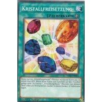 Kristallfreisetzung