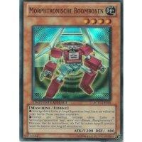 Morphtronische Boomboxen