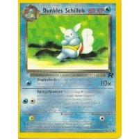 Dunkles Schillok