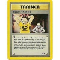 Blaines Quiz #3