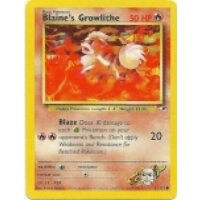 Blaines Growlithe 62/132