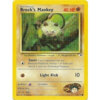 Brocks Mankey 67/132