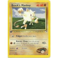 Brocks Mankey 68/132