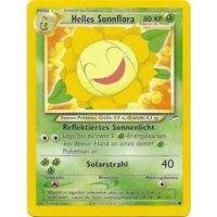 Helles Sonnflora