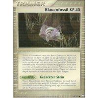 Klauenfossil