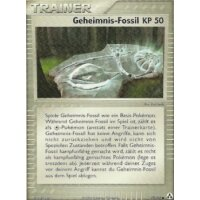 Geheimnis-Fossil