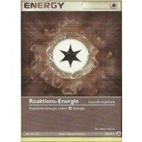 Reaktions-Energie