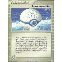 Team Aqua Ball
