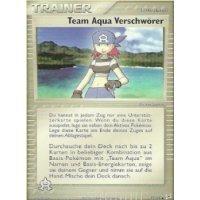 Team Aqua Verschwörer