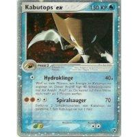 Kabutops ex HOLO