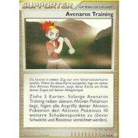 Avenaros Training