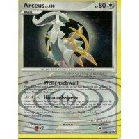 Arceus LV. 100 Normal HOLO