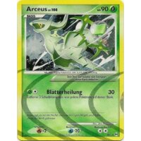 Arceus LV. 100 Pflanze HOLO
