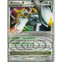 Arceus LV. X 94 HOLO