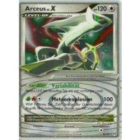 Arceus LV. X 95 HOLO
