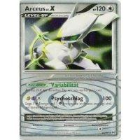 Arceus LV. X 96 HOLO