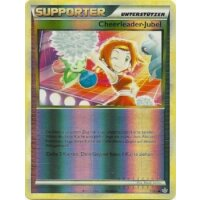 Cheerleader-Jubel REVERSE HOLO