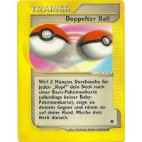 Doppelter Ball