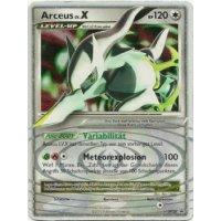 Arceus LV. X DP56 HOLO