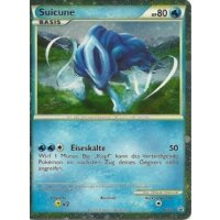 Suicune HOLO SILBERRAND HGSS21