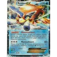 Keldeo EX BW61 HOLO