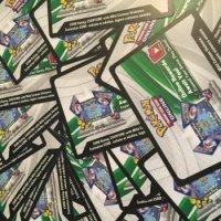 50 gemischte Online-Code Karten (Codes unbenutzt!)