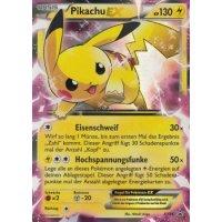 Pikachu-EX XY84 HOLO