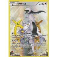 Arceus XY83 HOLO