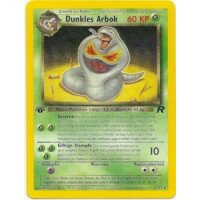 Dunkles Arbok 1. Edition