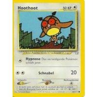 Hoothoot 1. Edition