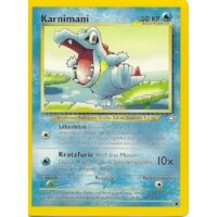 Karnimani 81/111 1. Edition
