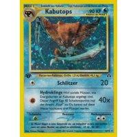 Kabutops 6/75 HOLO 1. Edition