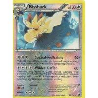 Bissbark 88/108 REVERSE HOLO