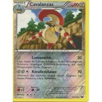 Cavalanzas 74/108 REVERSE HOLO