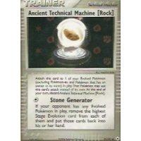 Ancient Technical Machine (Rock) REVERSE HOLO