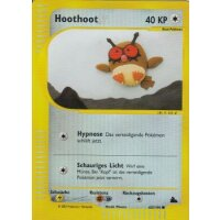 Hoothoot REVERSE HOLO