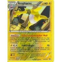 Ampharos 40/124 REVERSE HOLO