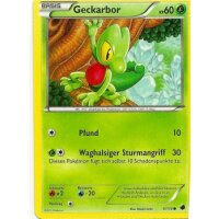 Geckarbor 6/116
