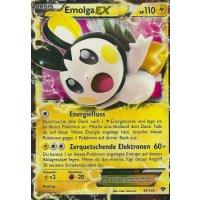 Emolga-EX 46/146 HOLO